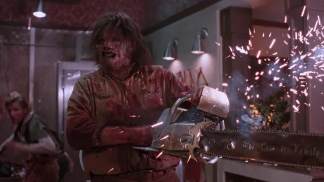 3. Leatherface The Texas Chainsaw Massacre 3