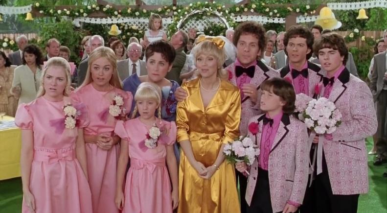 A Very Brady Sequelwedding