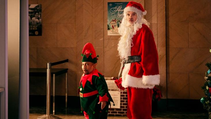 """Bad Santa 2"" Day 29"