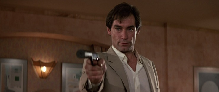 15. The Living Daylights