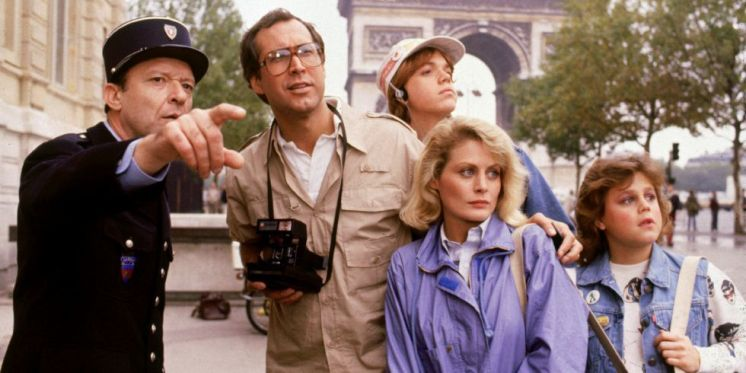 2. european vacation