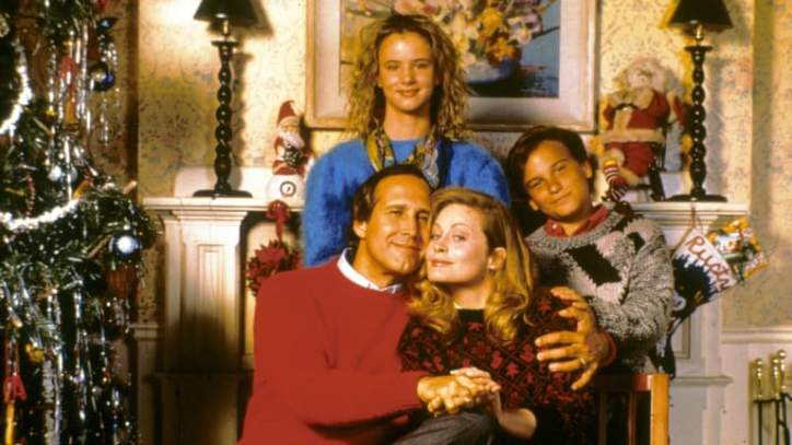 3. christmas vacation