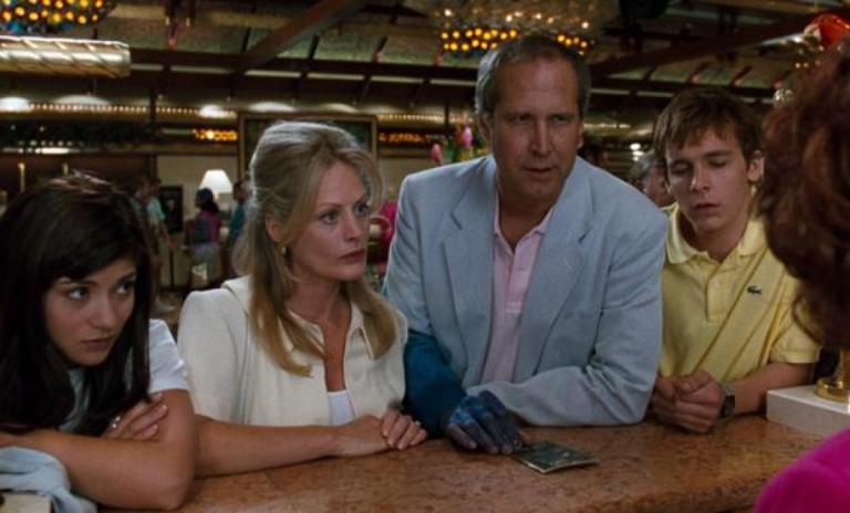 4. vegas vacation