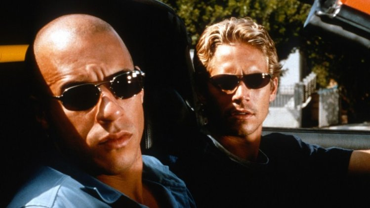 1. The Fast and the Furious