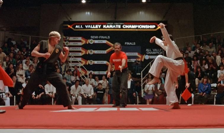 1. The Karate Kid