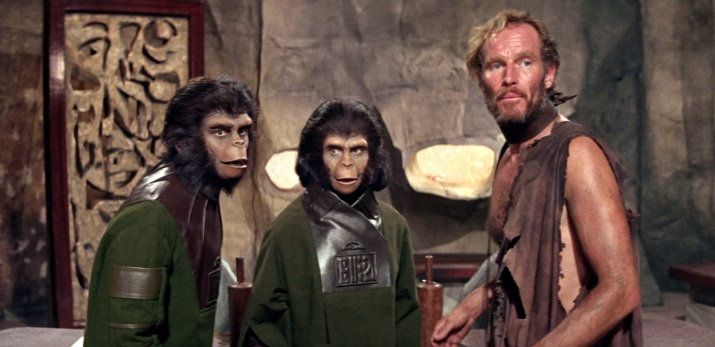 1. The Planet of the Apes