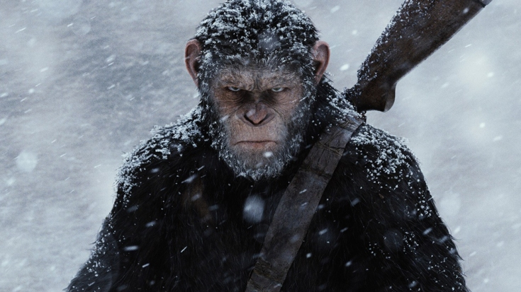 10. War for the Planet of the Apes