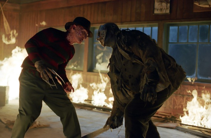 11a. Freddy vs. Jason