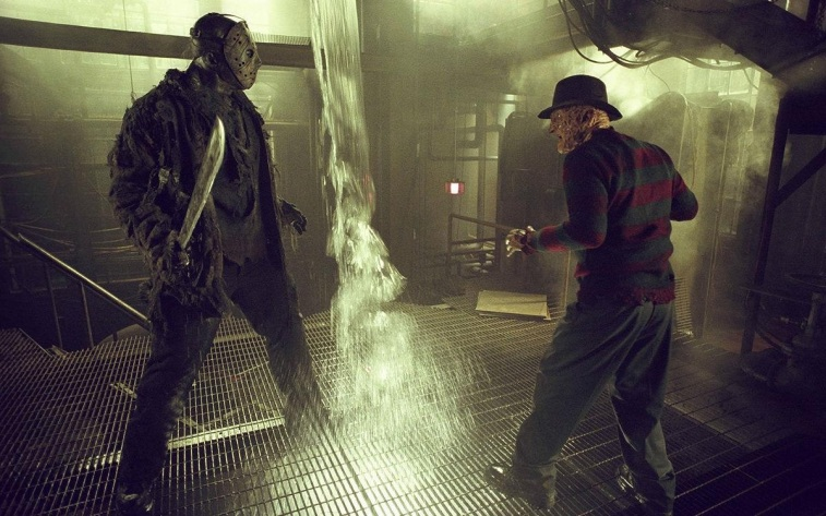 11b. Freddy vs. Jason
