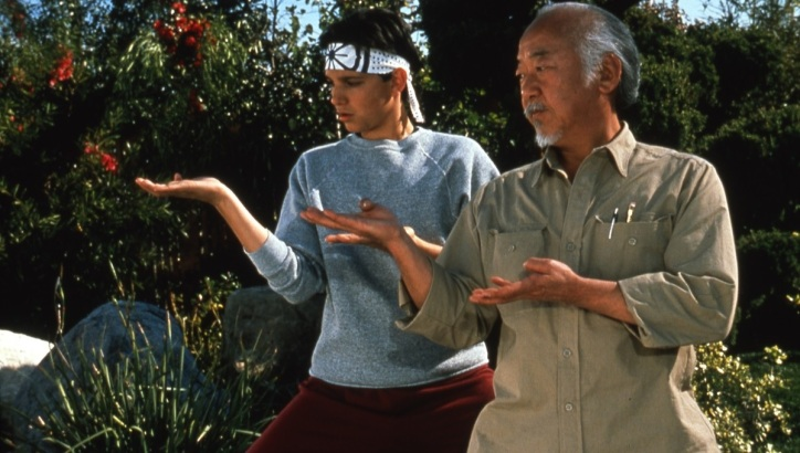 2. The Karate Kid