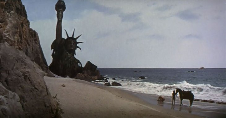 2. The Planet of the Apes