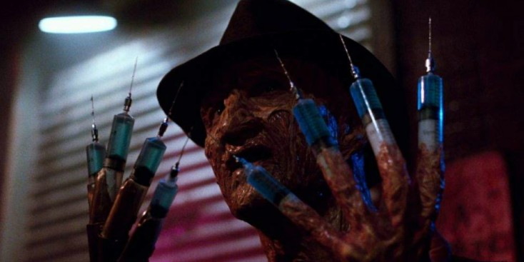 3. A Nightmare on Elm Street 3 Dream Warriors