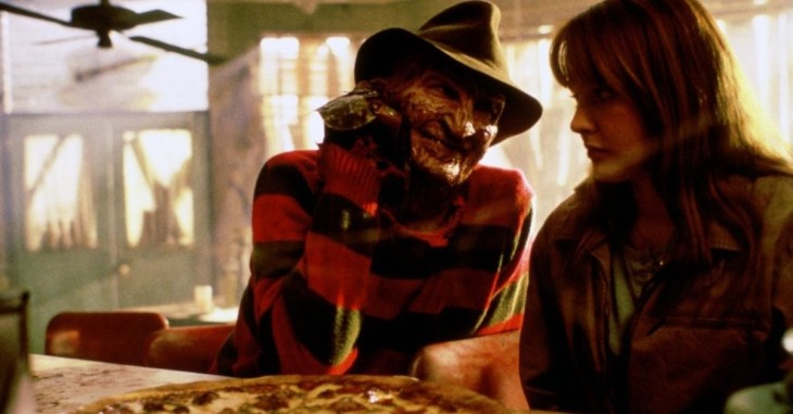 4. A Nightmare on Elm Street 4 The Dream Master