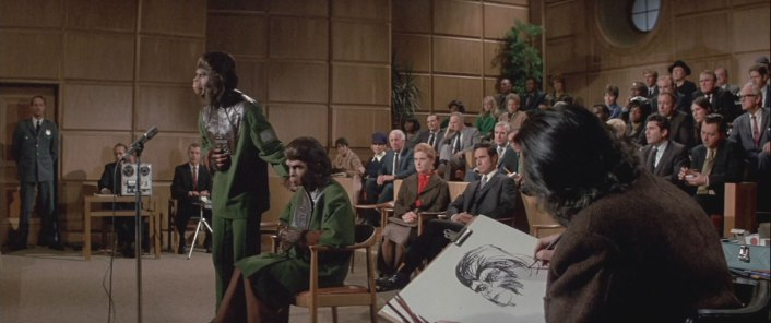 4. Escape from the Planet of the Apes