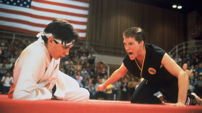 4. The Karate Kid Part III