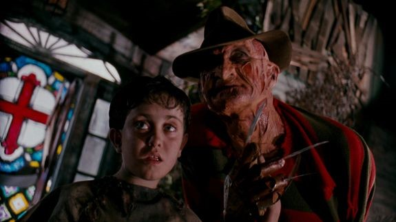 5. A Nightmare on Elm Street 5 The Dream Child