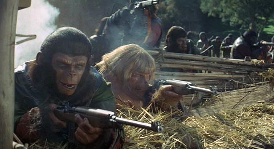 6. Battle for the Planet of the Apes