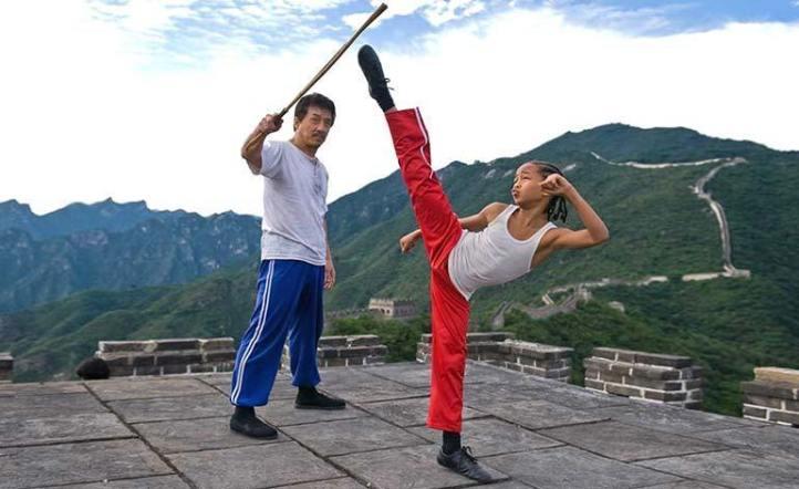 6. The Karate Kid