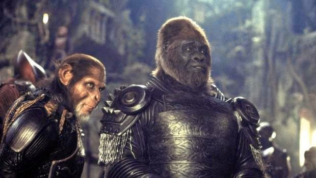 7. The Planet of the Apes