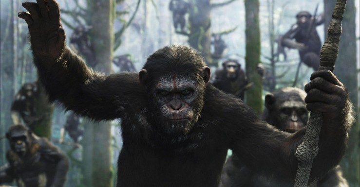 9. Dawn of the Planet of the Apes