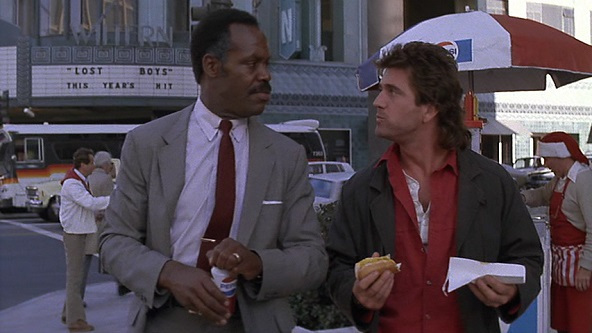 1. Lethal Weapon