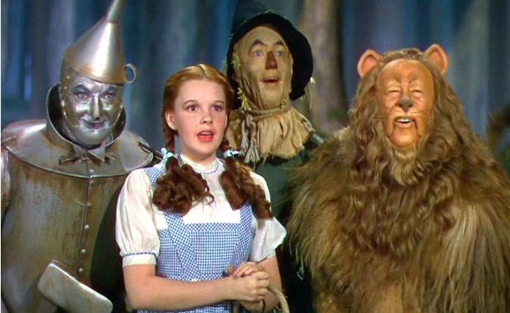 1. The Wizard of Oz