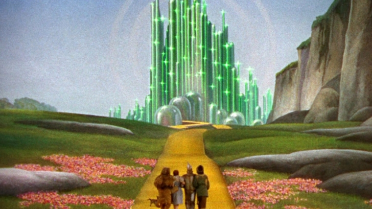 2. The Wizard of Oz