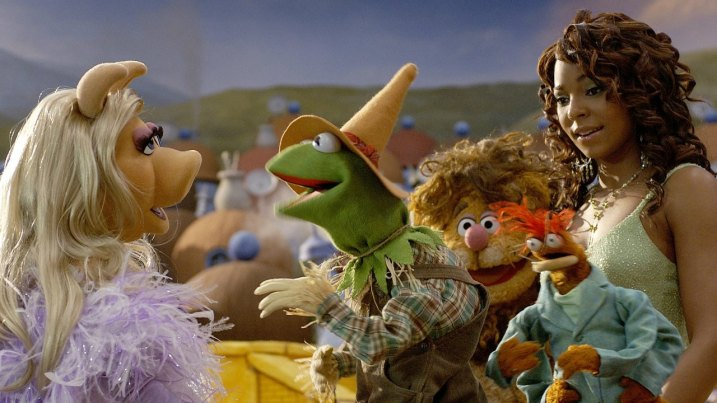 6. The Muppets' Wizard of Oz