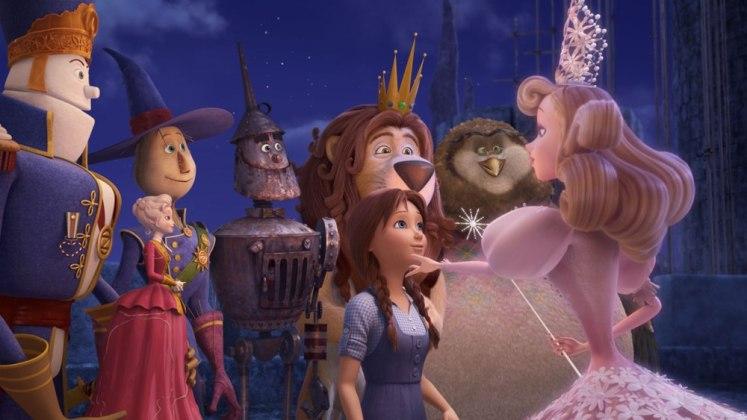 8. Legends of Oz Dorothy's Return