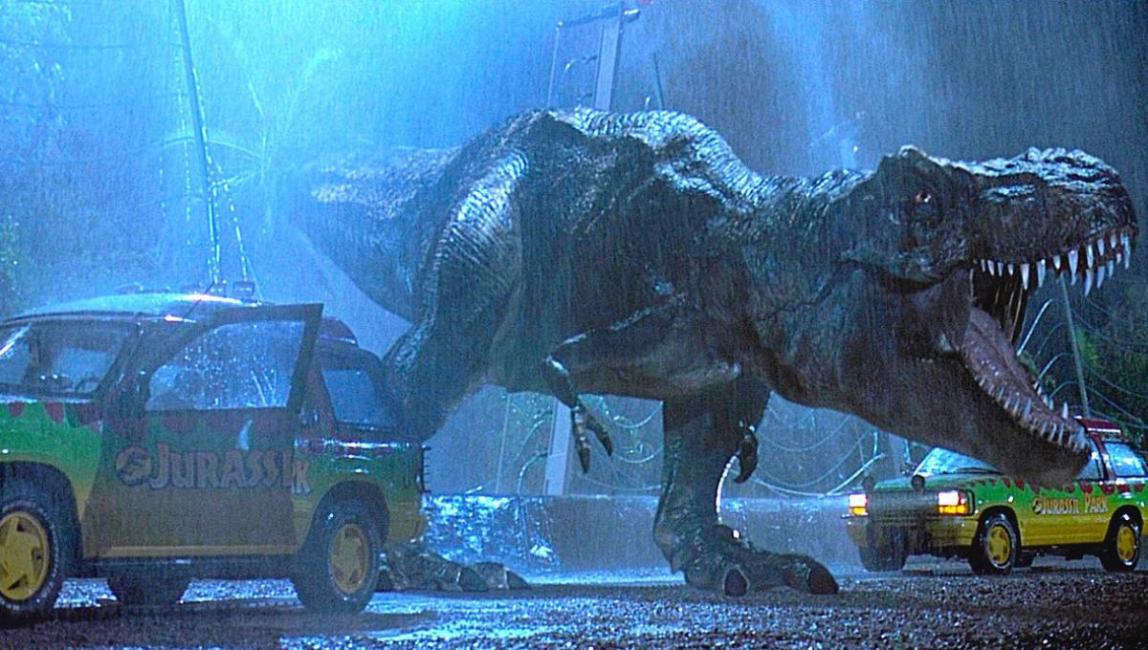 1. Jurassic Park