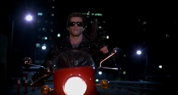 1. The Terminator