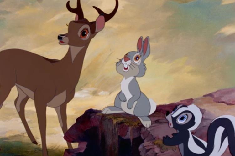 10. Bambi