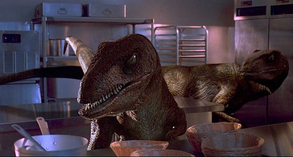 2. Jurassic Park