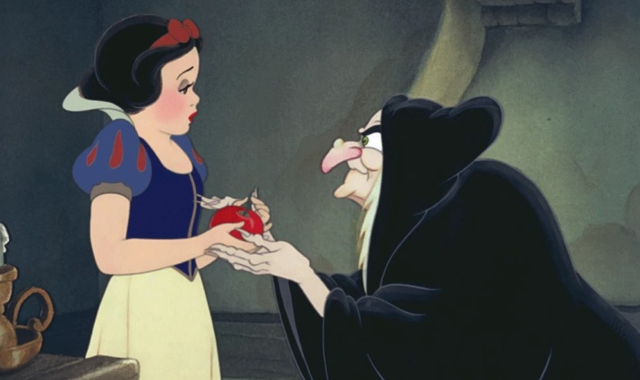 2. Snow White and the Seven Dwarfs