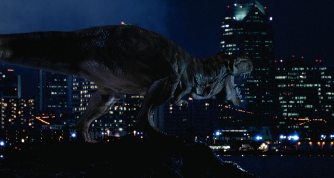 3. The Lost World Jurassic Park