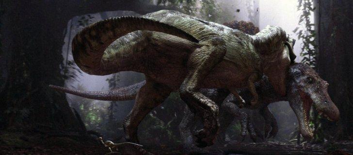 4. Jurassic Park III