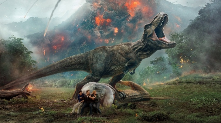 7. Jurassic World Fallen Kingdom