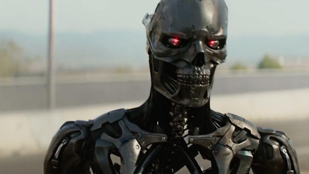 8. Terminator Dark Fate