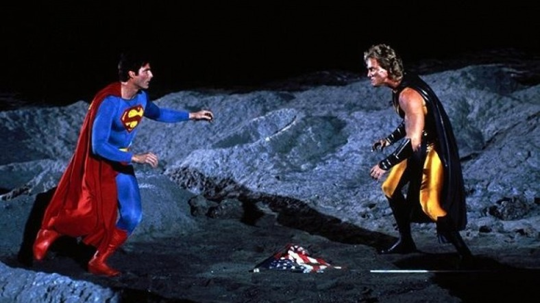 7. Superman IV The Quest for Peace
