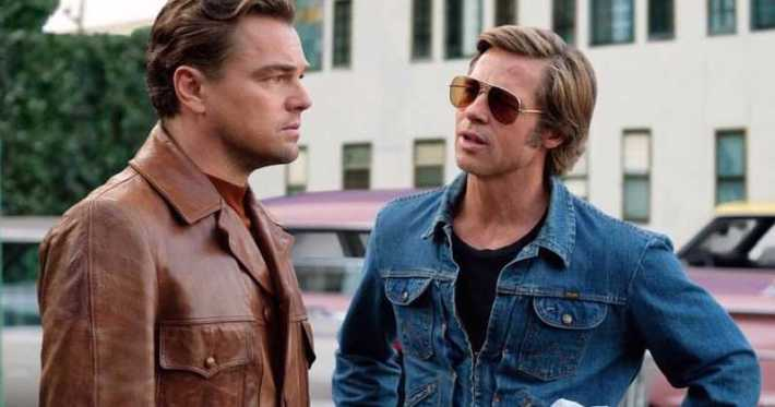 9. Once Upon a Time in Hollywood