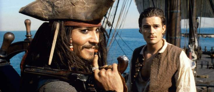 1. The Curse of the Black Pearl