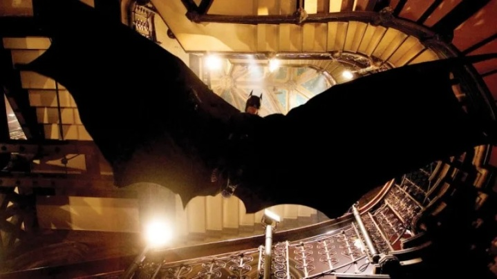 10. Batman Begins