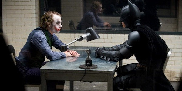 12. The Dark Knight