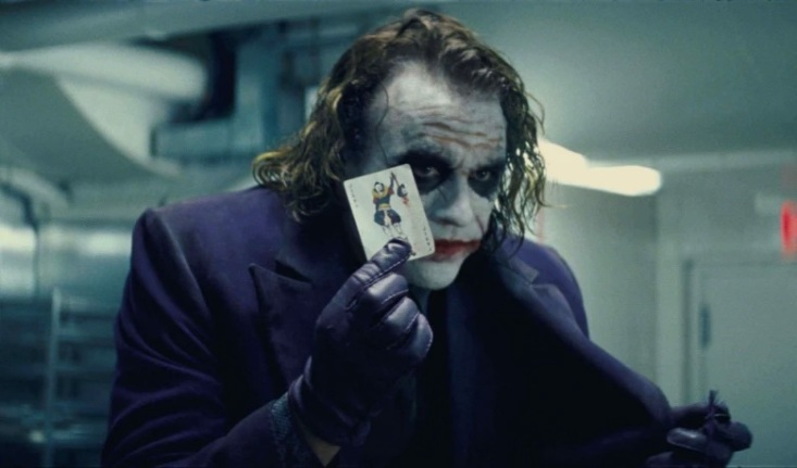 13. The Dark Knight