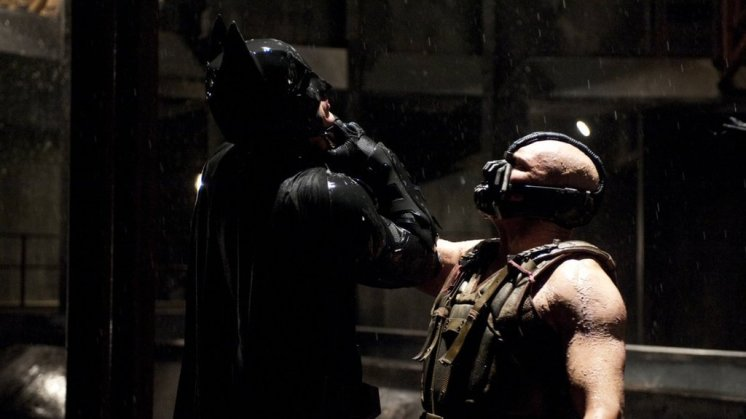 14. The Dark Knight Rises