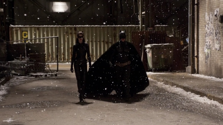 15. The Dark Knight Rises