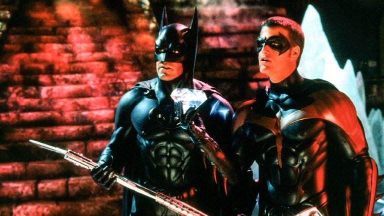 7. Batman and Robin