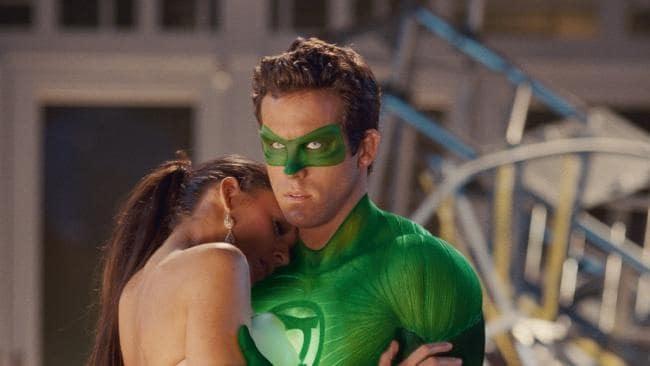 1. Green Lantern