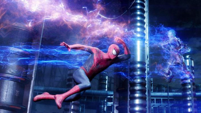 10. The Amazing Spider-Man 2