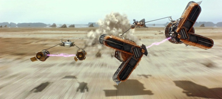 12. The Phantom Menace